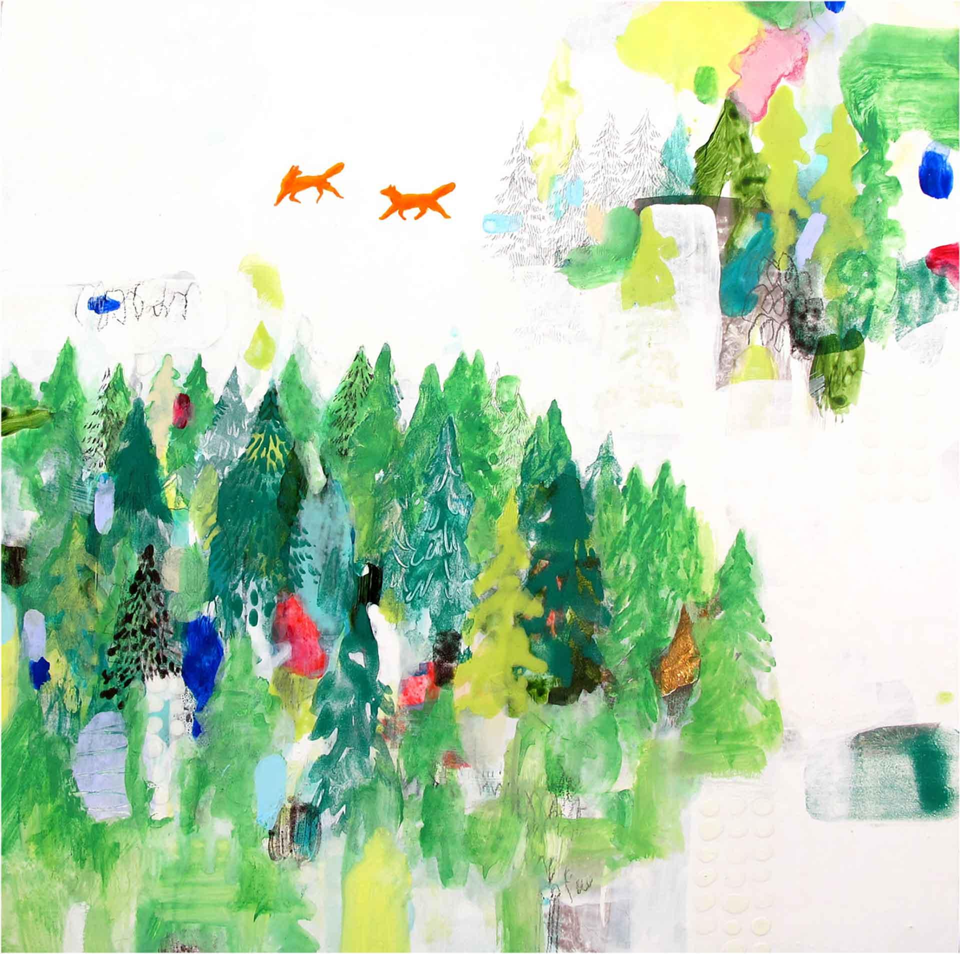 林ゆいか展 -森を紡ぐように-
